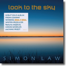 Cover: Simon Law - Look To The Sky