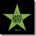 Cover:  Zappi Rocks Ibiza Vol. 2 - Various Artists