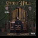 Cover:  Damian Marley - Stony Hill