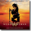 Cover:  Wonder Woman - Original Soundtrack