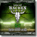 Cover:  Live At Wacken 2016 - 27 Years Faster Harder Louder - Various Artists
