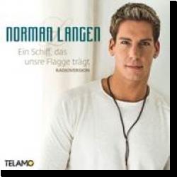 Cover: Norman Langen - Ein Schiff, das unsre Flagge trägt