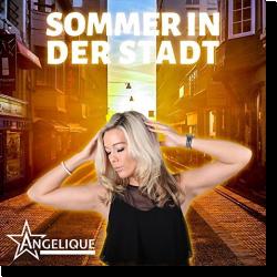 Cover: Angelique Sendzik - Sommer in der Stadt