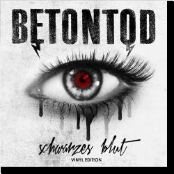 Cover: Betontod - Schwarzes Blut