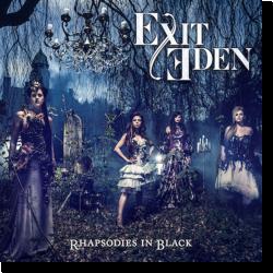 Cover: Exit Eden - Rhapsodies In Black