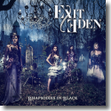 Cover:  Exit Eden - Rhapsodies In Black