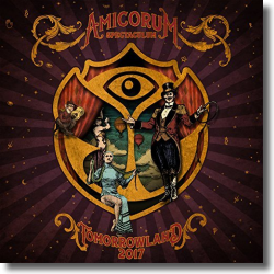 Cover: Tomorrowland - Amicorum Spectaculum - Various Artists