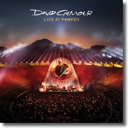 Cover: David Gilmour - Live At Pompeii