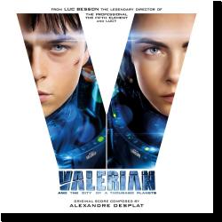 Cover: Valerian - Die Stadt der tausend Planeten - Original Soundtrack