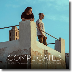 Cover: Dimitri Vegas & Like Mike vs. David Guetta feat. Kiiara - Complicated