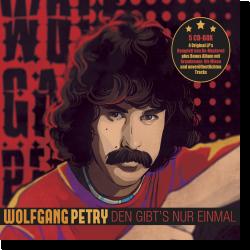 Cover: Wolfgang Petry - Den gibt's nur einmal