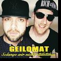 Cover:  Geilomat - Solange wir nicht stillstehen
