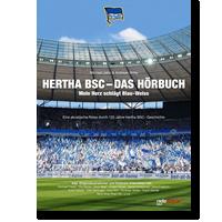Cover: Michael Jahn & Andreas Witte - Hertha BSC - Das Hörbuch