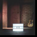 Cover:  Julian Leucht & The Night Bus Strangers - III