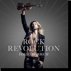 Cover: David Garrett - Rock Revolution