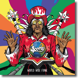 Cover: Bootsy Collins - World Wide Funk