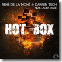 Cover:  René de la Moné & Darren Tech feat. Laura Julié - Hot Box