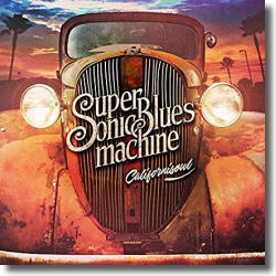Cover: Supersonic Blues Machine - Californisoul