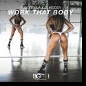 Cover:  Floorfilla & P. Moody - Work That Body