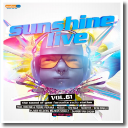 Cover: sunshine live Vol. 61 - Various Artists