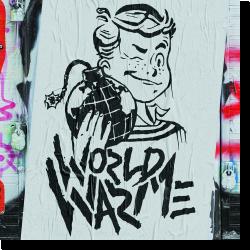 Cover: World War Me - World War Me