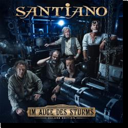 Cover: Santiano - Im Auge des Sturms