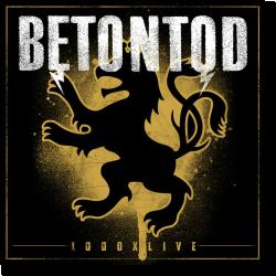 Cover: Betontod - 1000Xlive