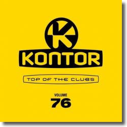 Cover: Kontor Top Of The Clubs Vol. 76 - Various Artists
