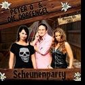 Cover:  Peter O & Die Dorfengel - Scheunenparty