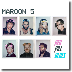 Cover: Maroon 5 - Red Pill Blues