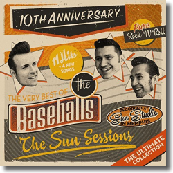Cover: The Baseballs - The Sun Sessions