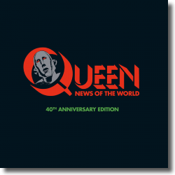 Cover: Queen - News Of The World - 40th Anniversary Edition