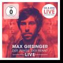 Cover:  Max Giesinger - Der Junge, der rennt (Live)