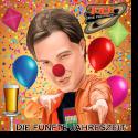 Cover:  ToBi Die Partyrakete - Die fünfte Jahreszeit