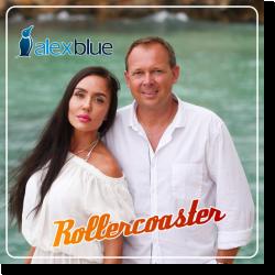 Cover: Alex Blue - Rollercoaster