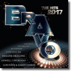 Cover: BRAVO The Hits 2017 - Various Artists