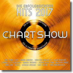 Cover: Die ultimative Chartshow - Hits 2017 - Various Artists