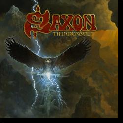Cover: Saxon - Thunderbolt