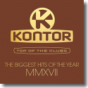 Cover:  Kontor Top Of The Clubs - The Biggest Hits Of The Year MMXVII - Various Artists