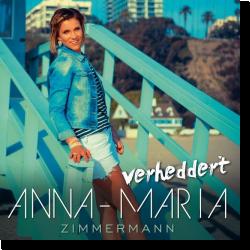 Cover: Anna-Maria Zimmermann - Verheddert