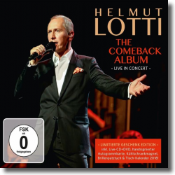 Cover: Helmut Lotti - The Comeback Album – Live in Concert