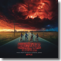 Cover:  Stranger Things - Original Soundtrack