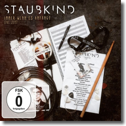 Cover: Staubkind - Immer wenn es anfängt (Live)
