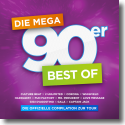 Cover:  Die Mega 90er - Best Of - Various Artists