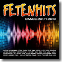 Cover:  FETENHITS Dance 2017/2018 - Various Artists