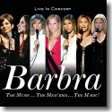 Cover:  Barbra Streisand - The Music... The Mem'ries... The Magic!