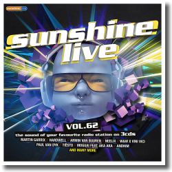 Cover: sunshine live Vol. 62 - Various Artists