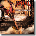 Cover:  Anvil - Pounding The Pavement