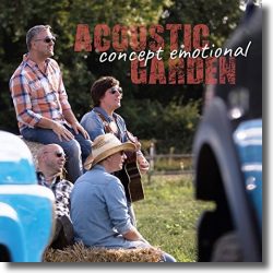 Cover: Acoustic Garden - Concept Emotional