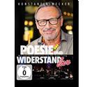 Cover:  Poesie und Widerstand – live - Konstantin Wecker